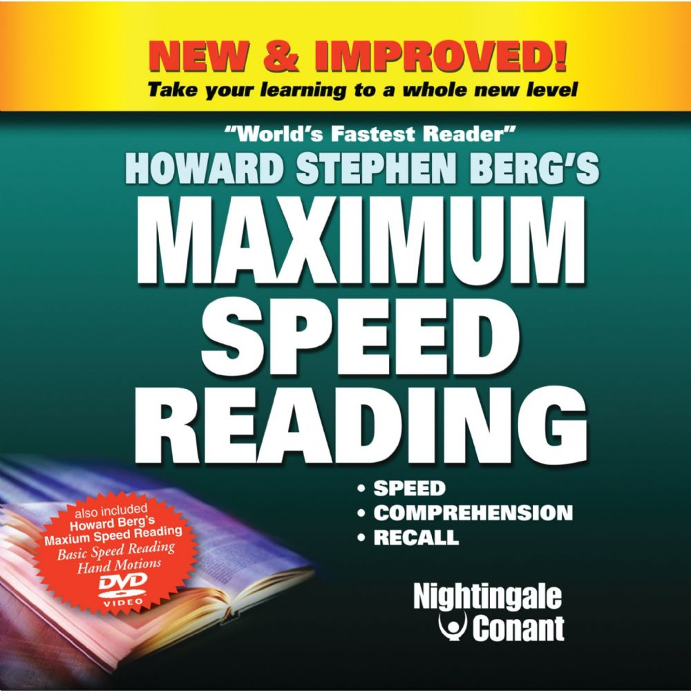 Howard Berg's Maximum Speed Reading